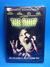 The Stuff (DVD, 2011) Brand New