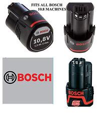 Bosch 10.8 V  Battery Li-ion 1.5 Ah - Fits all Bosch 10.8 kit