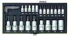 """Proxxon 23102 - Set chiavi a tubo, 1/4"""" + 1/2"""", 24 pezzi"""