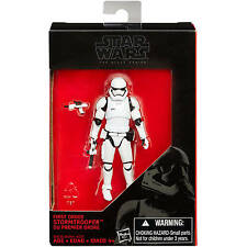 """Star Wars Black Series The Force Awakens 3.75"""" inch- First Order Stormtrooper"""