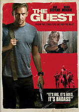 The Guest (DVD) Brand New sealed ships NEXT DAY with tracking