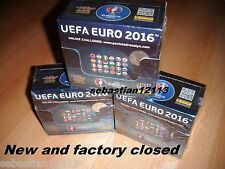 Panini Adrenalyn XL EURO 2016 Full box - 50 x Booster sealed box 50 packs