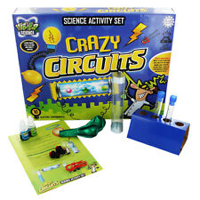 Crazy Electricity Learn Electric Circuits Science Set Educational Toy 44-0103