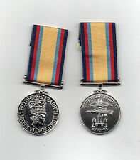 GULF WAR MEDAL 1990-91 . EXCELLENT QUALITY FULL-SIZE REPLICA  WITH RIBBON