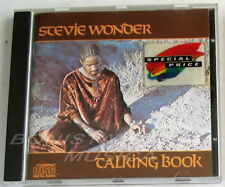 STEVIE WONDER - TALKING BOOK - CD Nuovo Unplayed NO EDICOLA