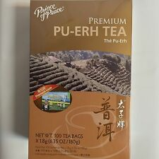 Prince of Peace - Premium Pu-Erh Tea  - 100 Tea Bags - BUY 2 GET 2 FREE