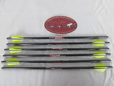 "Excalibur Quill 16.5"" Carbon Arrows for Matrix Micro Crossbow 6 pack 1/2 Dozen"