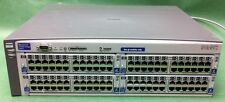HP Procurve Switch 4104GL  J4887A w/ 4x J4862B 24 Port 10/100 Modules