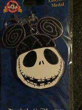 Disney Jack Skeleton Lanyard New Metal