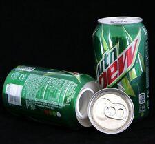 Mtn Dew soft drink Diversion Safe Can Secret Hidden Container