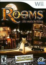 Rooms: The Main Building (Wii) 100 Magical Sliding Puzzles