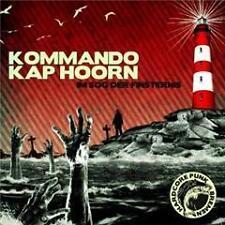 Kommando Kap Hoorn - Im Sog der Finsternis (Lim.ed.+ Aufnäher) (OVP)
