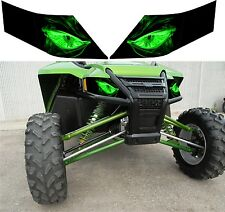 ARCTIC CAT headlight decal sticker 1000 WILDCAT wild trail 4 x limited sport 4x4