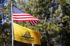 Wholesale LOT 3' X 5' USA AMERICAN & Gadsden Dont Tread on Me FLAG Banner 3X5