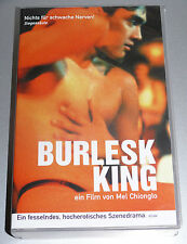 Burlesk King (1999) VHS-Video, Gay, Mel Chionglo, Rodel Velayo, gebraucht