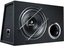 "Helix P 12E Precision Car Subwoofer + Housing, 400w RMS, 12""/​30cm NEW RRP£299"