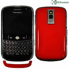 NEW BLACKBERRY BOLD 9000 1GB CUSTOMISED RED BACK FACTORY UNLOCKED SIMFREE