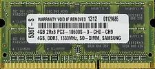 4GB MEMORY FOR HP PROBOOK 6450B 6455B 6540B 6550B 6555B