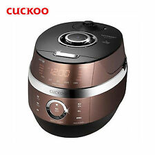 CUCKOO CRP-JHR0610FB Full Stainless 4.0 IH Pressure Rice Cooker 220V Only
