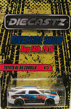 Hot Wheels TOYOTA AE-86 COROLLA 2016 Riverside Show Aug 14th RR LTD #4/5