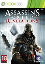 ASSASSINS CREED REVELATIONS          -----   pour X-BOX 360  // JA