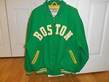 Mitchell & Ness BOSTON CELTICS NBA Hardwood Classics Varsity Wool Jacket Men L44