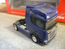 1/87 Herpa Scania CR 20 HD ZM 2-Achs blu scuro 307109