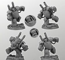 Scibor BNIB - Dwarf Player Heavy Steam Armour