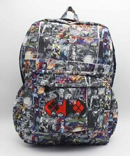 DC Comics Suicide Squad Harley Quinn Joker backpack shoulder student school bag