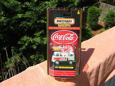 Matchbox Collectibles Coca Cola 1967 VW Bus Transporter~New & Sealed!