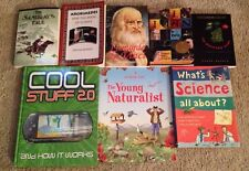 Sonlight Core G Books - lot of 8 including science