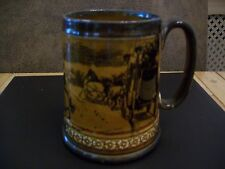 Ridgways 'Scenes From Coaching Days' Tankard