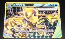 Golduck BREAK 18/122 XY BreakPoint ULTRA Rare NEAR MINT Pokemon Card