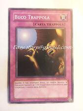 BUCO TRAPPOLA YSDJ-IT034  YU-GI-OH - YUGI - YGO