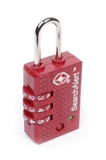 CCL SearchAlert 747 Keyless Luggage Padlock: Security for TSA Inspections