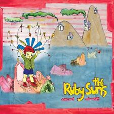 THE RUBY SUNS, SEA LION, 10 TRACK CD ALBUM FROM 2008, (MINT)
