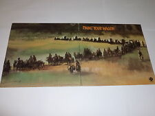 PAINT YOUR WAGON - ORIGINAL SOUNDTRACK - 1969 UK 11-track LP