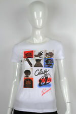 Paul Frank XL $29 White Julius Friends Class of 1982 Yearbook Ladies T-Shirt NWT