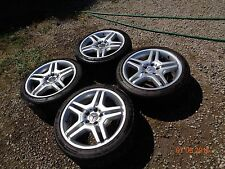 "Mercedes-Benz W220 W215 S430 S600 S500 S350 S280 CL500 AMG WHEEL 18"" WHEELS RIMS"