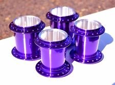 Transparent Candy Purple Powder Coating Paint - New 1LB