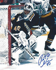 PENGUINS PATRICK LALIME SIGNED 8X10 PHOTO W/COA