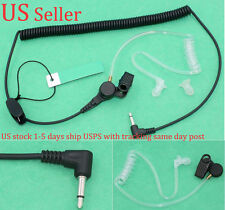 RECEIVE ONLY Earpiece RLN4941 for Motorola PMMN4059 PMMN4069 Speaker Microphone