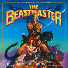 The Beastmaster-2 CD SET Original Soundtrack by Lee Holdridge (BSX Edition)