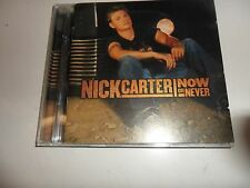 Cd  Now Or Never von Nick Carter