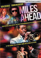 Miles Ahead (DVD, 2016) New/Free shipping