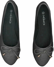 NWOB TEXTURED GRAY♥ISS€Y MIY@KE INSPIRED♥WOMEN'S CLASSIC♥FLAT SHOES_38/ 37
