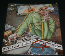 IAN GILLAN MUTUALLY ASSURED DESTRUCTION BOOKLET UK 45+PS SEALED! OUT OF PRINTNEW