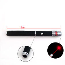 Focus 5mw 650nm Military Visible Light Beam High Power Red Laser Pointer Pen