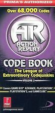 Action Replay Code Book Vol.2: Prima's Authorized (Action Replay Code Book: The