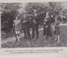 1930  --  BAR LE DUC   FAMILLE DE TIREURS EXCEPTIONNELS   LES MOINGEON   3A353